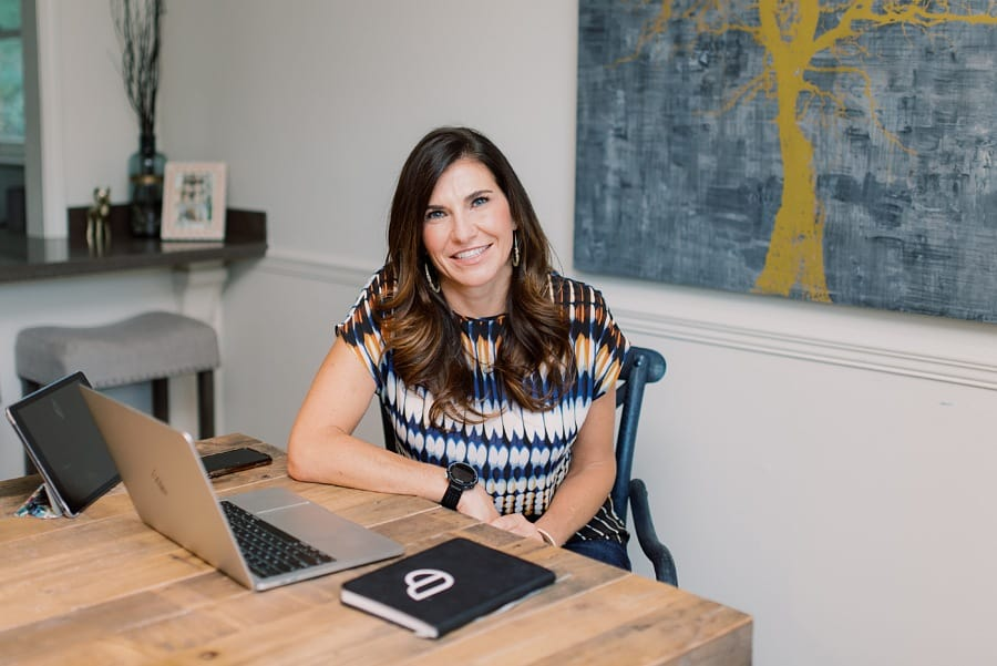 Helping Women Get Back Into the Workforce: Meet Delphine Carter of Boulo