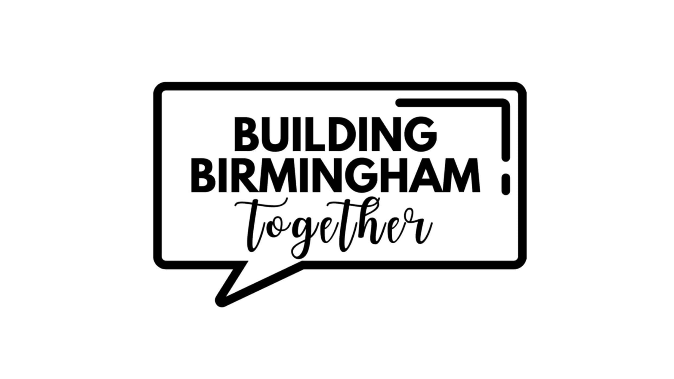 Logo for Building Birmingham Together podcast for discussion with Delphine Carter, CEO of Boulo Solutions, a staffing agency connecting businesses to diverse talent.