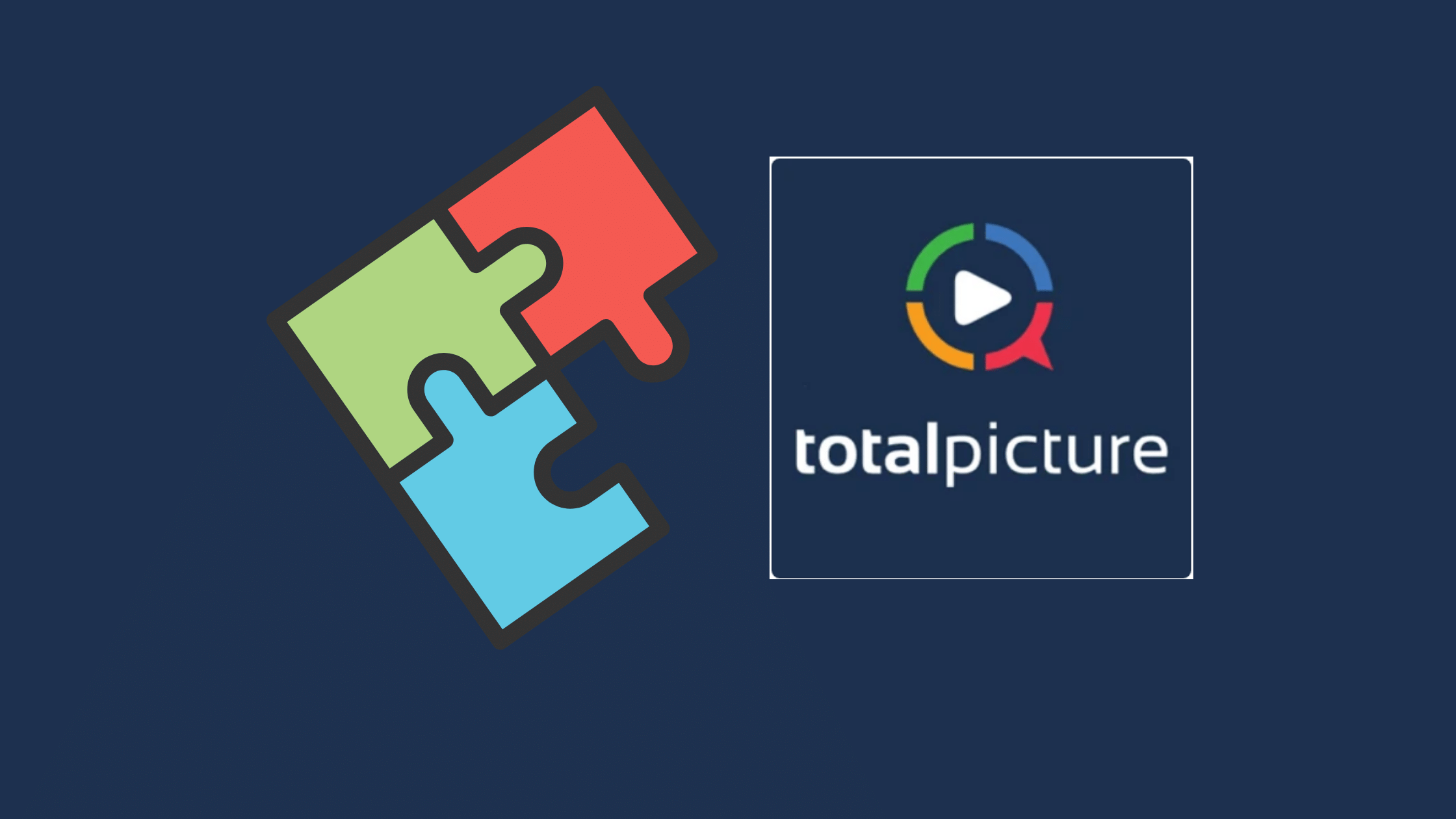 Puzzle Pieces and TotalPicture Podcast Logo for Solving the Puzzle for Professional Women to Stay In, Or Return to the Workforce with Boulo Delphine Carter